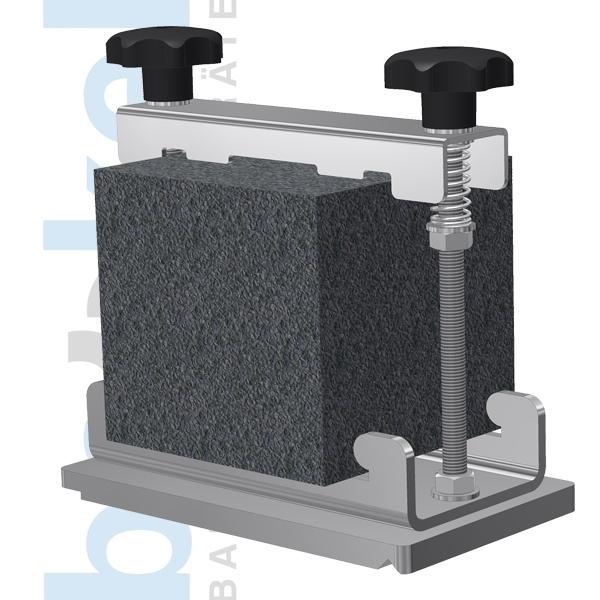Spannvorrichtung Würfel 150x150mm