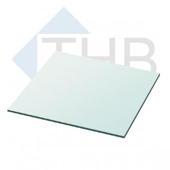 Glasplatte 110x110x3mm für Vicat-Nadelgerät