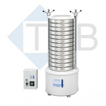 Siebmaschine UWL 400 T Spannsystem Twinnut