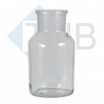 Pyknometerflasche 500ml Kalk-Soda-Glas