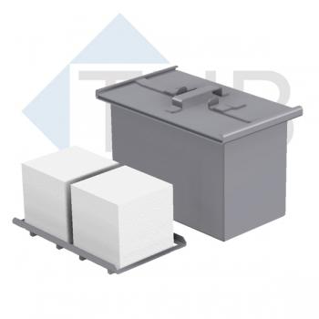Spezialbehälter VDZ-Würfelverfahren
