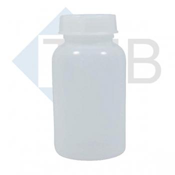 Weithalsflasche Kunststoff PE-LD 250 ml