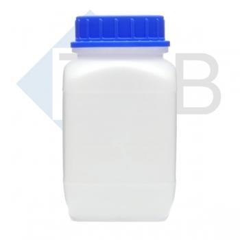 Weithalsflasche Kunststoff HDPE 2500 ml