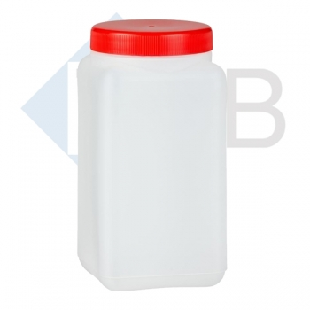 Probeflasche Kunststoff HDPE 1000 ml
