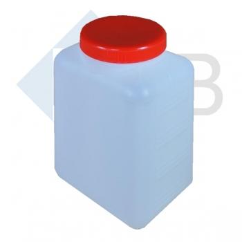 Probeflasche Kunststoff HDPE 500ml