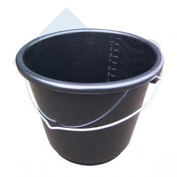 Eimer 12 Liter, robuste Ausführung