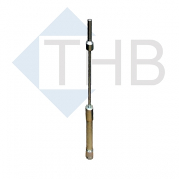 Proctorhammer Ø 50mm EN 13286-2 / 2,5kg Höhe 305
