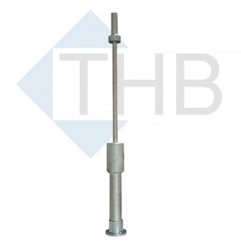 Proctorhammer Ø 75 mm DIN 18127 / 4,5kg Höhe 450