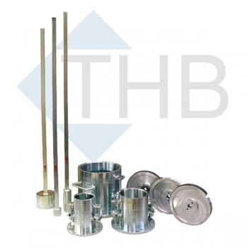 FormensatzProctorgerät EN13286-2 ø100/150/250mm