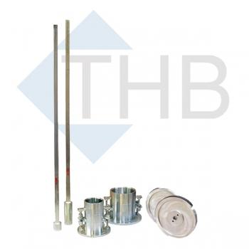 FormensatzProctorgerät EN13286-2ø 100/150mm