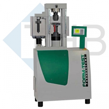 Druck/Biegeprüf- Maschine MEGA 100-200-10 DM1-S