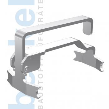 Würfelzange Beckel 150 mm