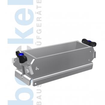 Balkenform Diago 280x75x75 3-teilig verzinkt