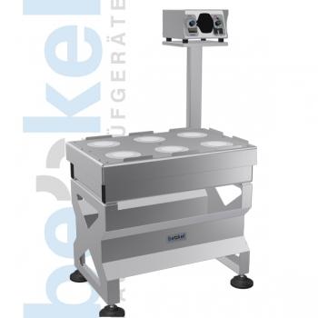 Untergestell Rütteltische 850x540 mm