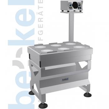 Rütteltisch S Magnet-6 850x540 mm