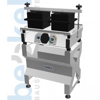 Untergestell Rütteltische 400x600 mm