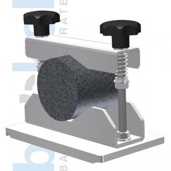 Spannvorrichtung Zylinder Ø 100 x L max. 200mm