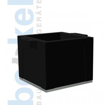 Würfelform Kunststoff Esty 150 M Stahlboden