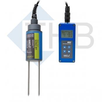 Sandfeuchte-Messgerät HD2 mit Sonde