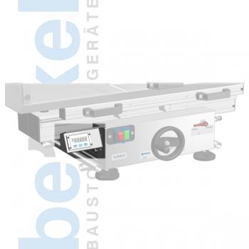 Digitales Magnet-Mess-System Schleifmaschine Beckel