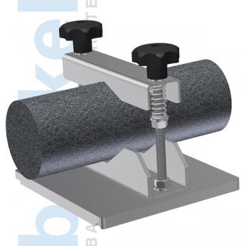 Spannvorrichtung f. Zylinder Ø 100 mm x L 300 mm