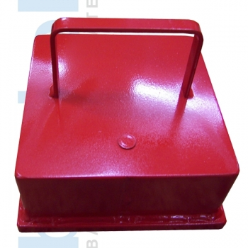 Auflastgewicht für Verdichtungsmaßbehälter