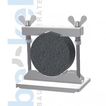 Spannvorrichtung f. Zylinder Asphalt Ø150 mm 50-100 mm