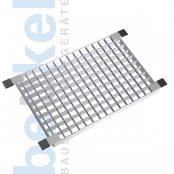 Gitterrost 40 x 40 cm für Spülbecken