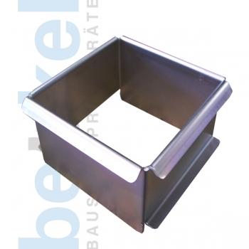Aufsatzkasten universal 150x150x150