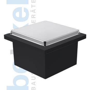 Spanndeckel für Kunststoff-Würfelformen C 150 mm