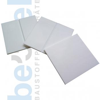 Tefloneinlage 150 mm H-Form