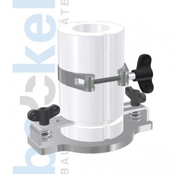 Zylinderform Kunststoff 50x150mm geteilt