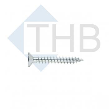 Schraube für Stahlboden Kombiform