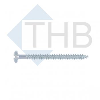 Schraube für Edelstahl- / Gußboden Kombiform