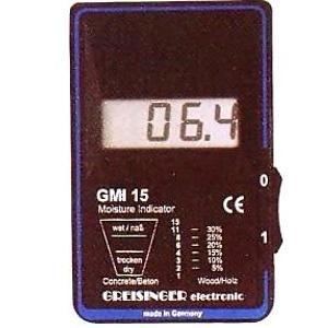 Baufeuchte Indikator GMI 15