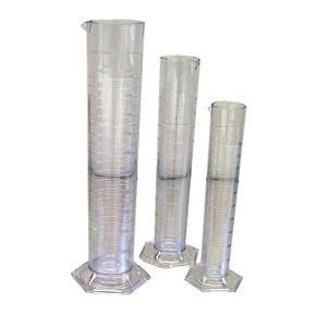 Meßzylinder Kunststoff 250 ml