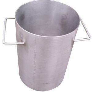 Normgefäß 10 Liter nach DIN EN 1097-3
