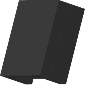 Wasserdruckplatten - Einsätze Kunststoff 200x200