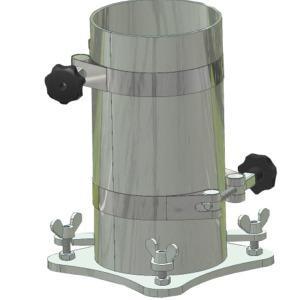 Probezylinderform 100x200